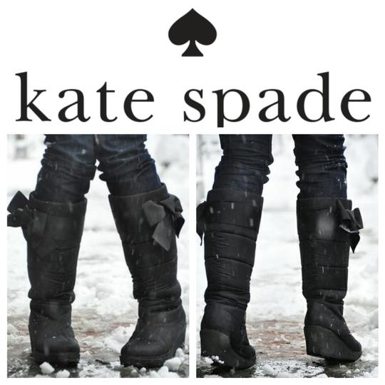 Preload https://img-static.tradesy.com/item/22649798/kate-spade-black-cagney-satin-with-bow-detail-bootsbooties-size-us-6-regular-m-b-0-0-540-540.jpg