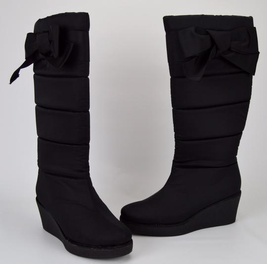 Kate Spade Snow Winter Sports Black Boots