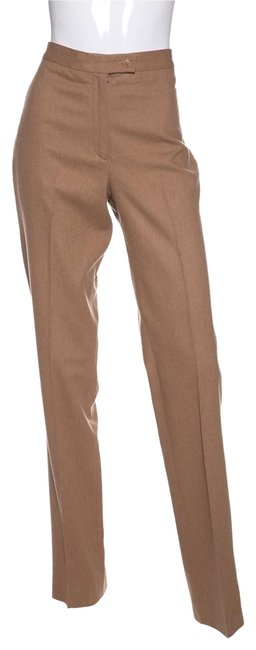 Preload https://img-static.tradesy.com/item/22649817/calvin-klein-camel-creased-straight-leg-pants-size-6-s-28-0-1-650-650.jpg