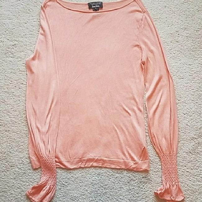 Preload https://img-static.tradesy.com/item/22650204/ellen-tracy-peach-for-neiman-marcus-sweaterpullover-size-16-xl-plus-0x-0-2-650-650.jpg