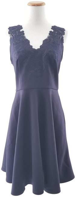 Preload https://img-static.tradesy.com/item/22650225/ted-baker-blue-talia-embroidered-fit-and-flare-mid-length-night-out-dress-size-6-s-0-3-650-650.jpg