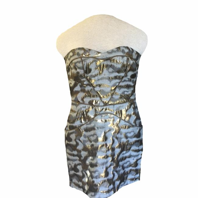 Preload https://img-static.tradesy.com/item/22650246/greylin-metallic-strapless-mini-short-cocktail-dress-size-4-s-0-0-650-650.jpg