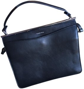 Carven Leather Fashion French Dress Classic Shoulder Bag