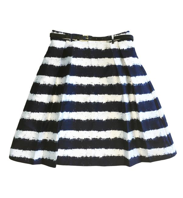 Preload https://img-static.tradesy.com/item/22650434/navywhite-stripe-printed-with-belt-skirt-size-4-s-27-0-0-650-650.jpg