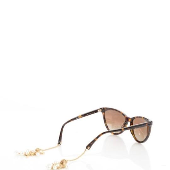 Chanel Chanel Bijoux Cat Eye Fantasy Pearl Polarized Sunglasses