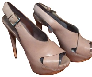 Boutique 9 Blush Platforms