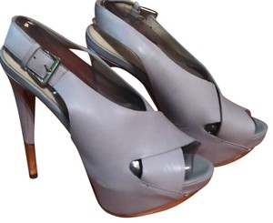 Boutique 9 Grey Platforms