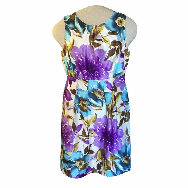 Preload https://img-static.tradesy.com/item/22650641/eliza-j-floral-fit-and-flare-cocktail-dress-size-6-s-0-0-650-650.jpg