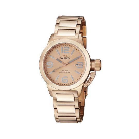 Preload https://img-static.tradesy.com/item/22650743/tw-steel-rose-gold-tw303-watch-0-0-540-540.jpg