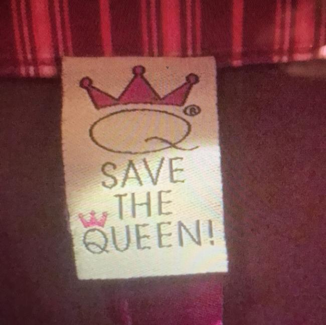 Save The Queen Top