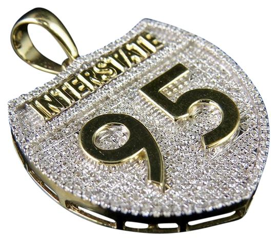 Preload https://img-static.tradesy.com/item/22650893/jewelry-unlimited-10k-yellow-gold-95-interstate-highway-sign-real-diamond-pendant-charm-0-1-540-540.jpg