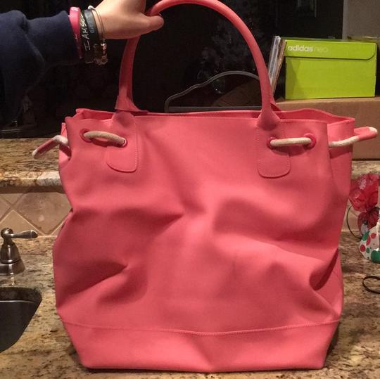 Juicy Couture light pink Beach Bag