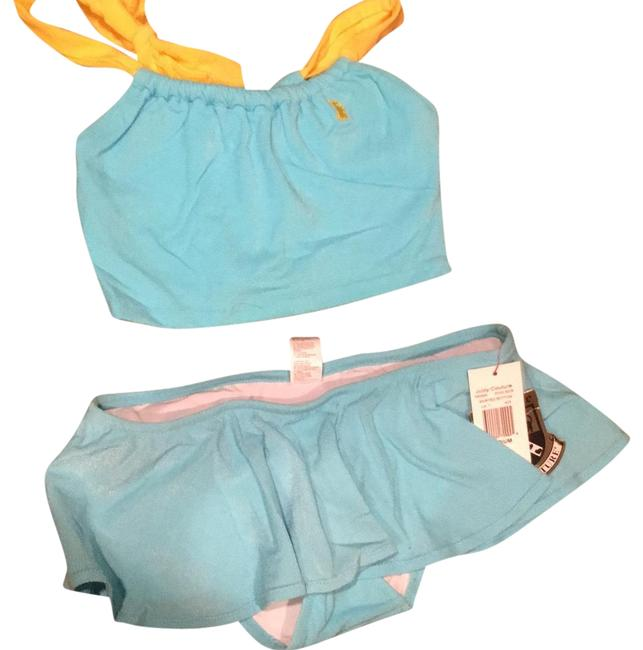 Preload https://img-static.tradesy.com/item/22651046/juicy-couture-light-blue-and-yellow-never-been-used-swimsuit-tankini-size-8-m-0-1-650-650.jpg