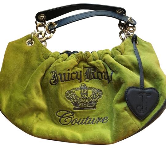 Preload https://img-static.tradesy.com/item/22651086/juicy-couture-never-been-used-velour-purse-green-satchel-0-3-540-540.jpg