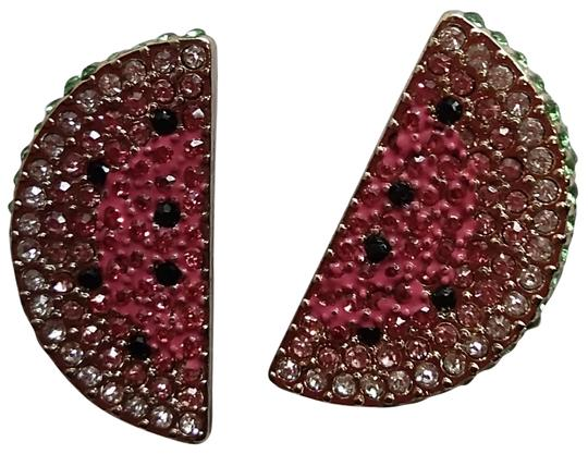 Preload https://img-static.tradesy.com/item/22651091/betsey-johnson-pink-and-silver-new-watermelon-earrings-0-1-540-540.jpg