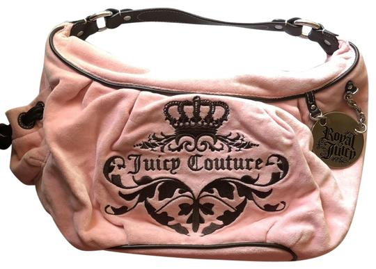 Preload https://img-static.tradesy.com/item/22651105/juicy-couture-never-been-used-pink-and-brown-satchel-0-5-540-540.jpg