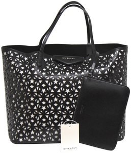 Givenchy Tote in White/Black