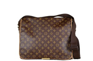 Louis Vuitton Abbesses Monogram Cross Body Bag