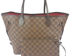 Louis Vuitton Neverfull Pouch Shoulder Bag
