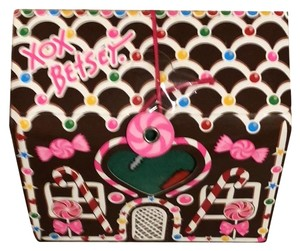 Betsey Johnson High fashion Ginger bread House Box sock