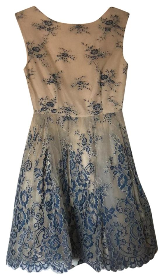 Blue Nude and Olivia Dress Alice Formal xPSOqw5w