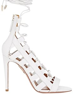 Aquazzura white Pumps