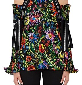 3.1 Phillip Lim Top Black, White, Multicolor