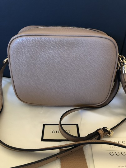 Gucci Disco Soho Leather New Shoulder Bag