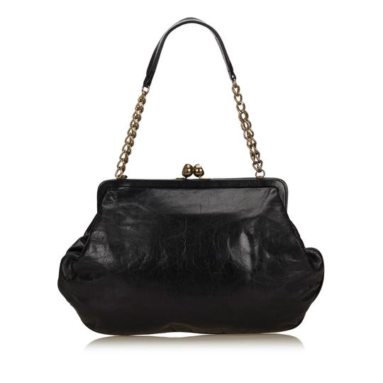 Preload https://item5.tradesy.com/images/chanel-chain-black-leather-x-others-shoulder-bag-22654799-0-0.jpg?width=440&height=440