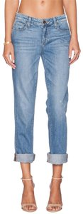 Paige Relaxed Fit Jeans-Distressed