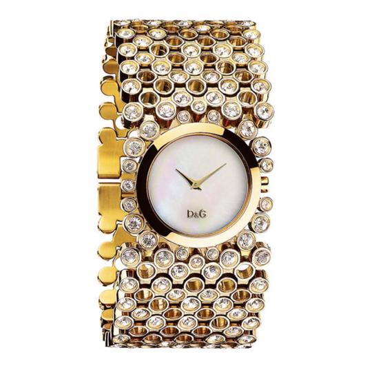 Preload https://item5.tradesy.com/images/dolce-and-gabbana-gold-d-and-g-time-risky-ladies-tone-crystal-embellished-watch-22655469-0-0.jpg?width=440&height=440