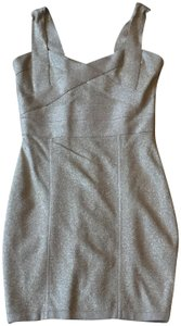 JS Boutique Sleeveless Form Fitting Back Zipper Dress