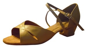 Stephanie Beige - Ballroom Dancing Sandals