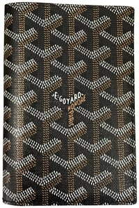 Goyard Brand New - Classic Grenelle Bi-fold Wallet Passport Holder