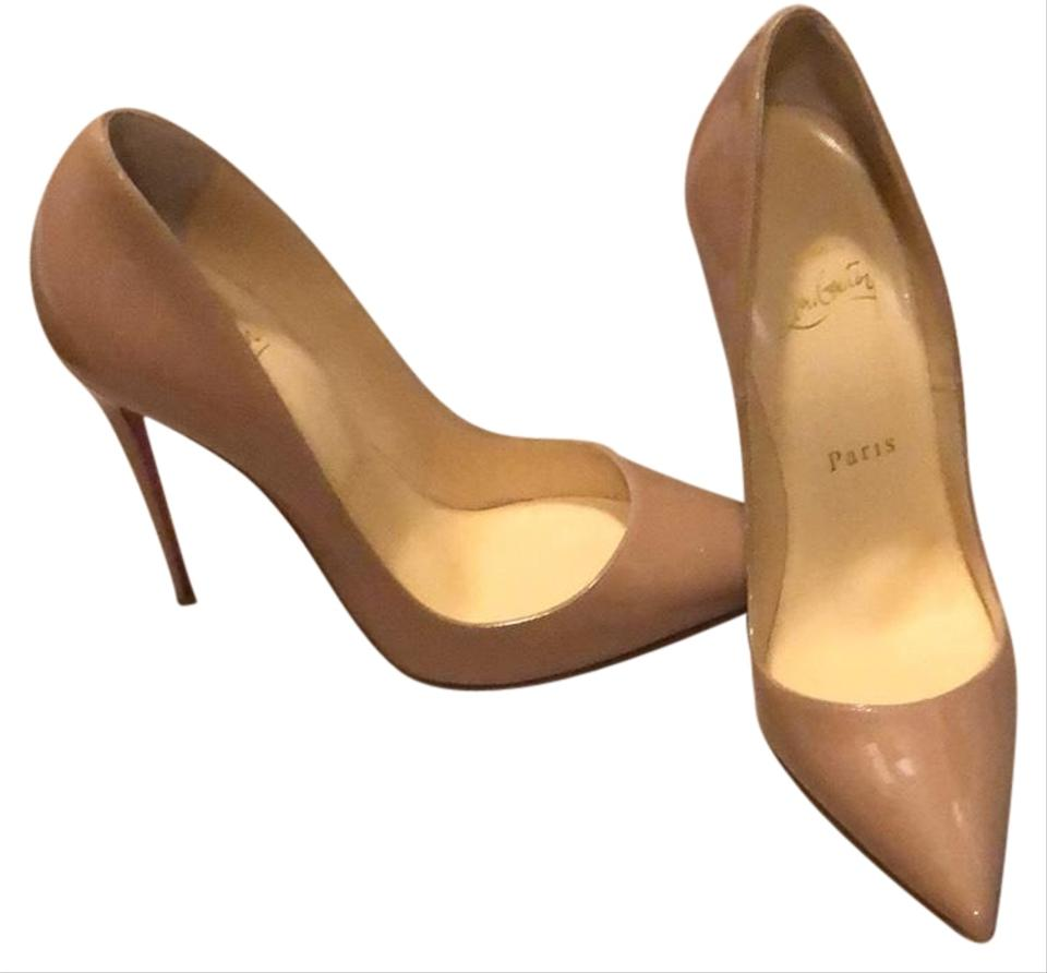 96b88be11bbd Christian Louboutin Nude So Kate Pumps Size US 7 Regular (M