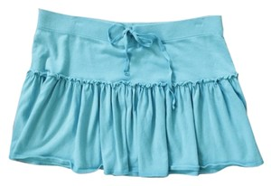 Juicy Couture Mini Skirt Light Blue
