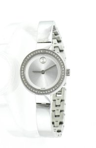 Movado * Movado Diamond Bold Stainless Steel Ladies Watch