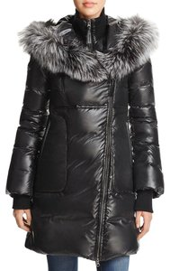Mackage Puffer Down Fur Fox Coat