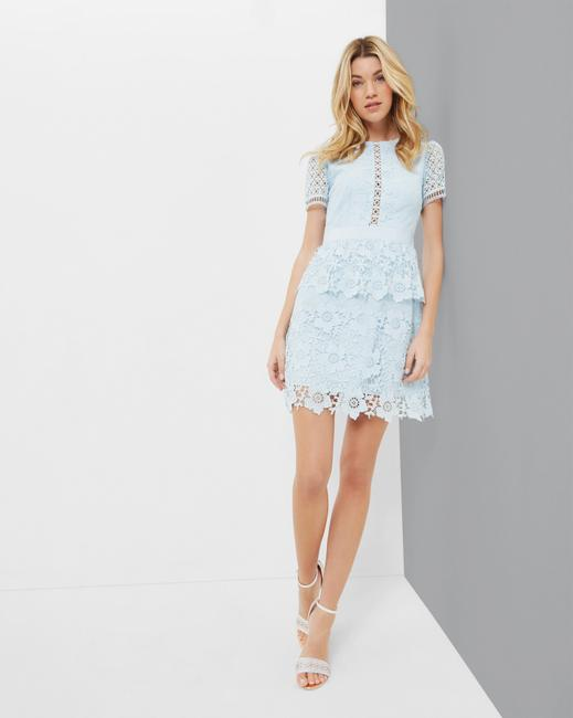 Ted Baker Lace Romance Classy Formal Dress