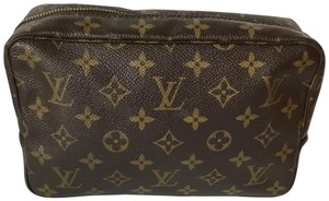 Louis Vuitton Louis Vuitton Monogram 1988 Vintage Trousse Toilette 23 Cosmetic Pouch