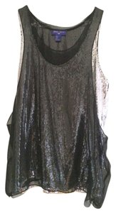Jimmy Choo Top Black and silver