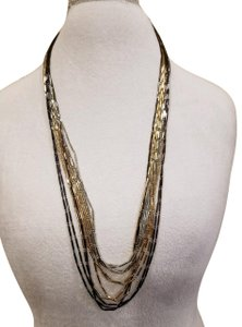 Coldwater Creek Coldwater Creek Multistrand Vermeil Beautiful Necklace
