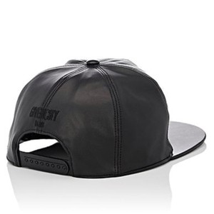 Givenchy leather baseball cap