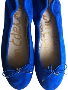Sam Edelman Electric blue Flats