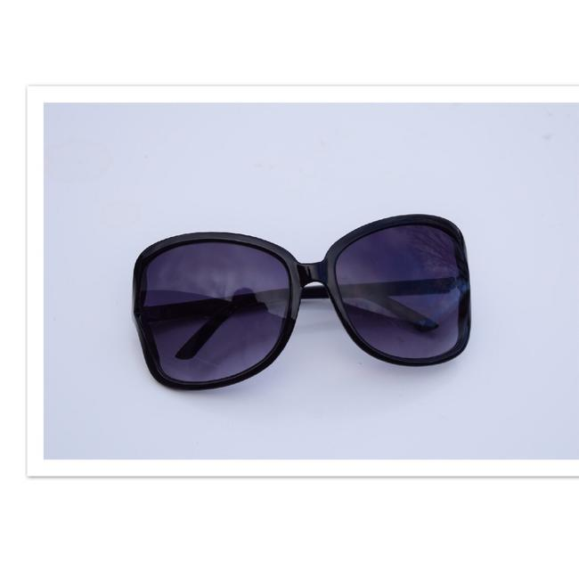 Item - Black Logo Sunglasses