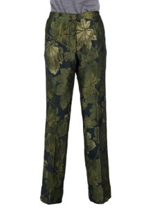 F.R.S Straight Pants Green