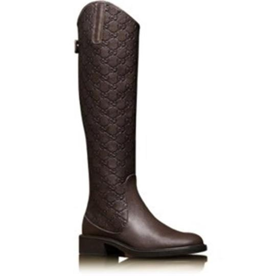 Preload https://item2.tradesy.com/images/gucci-brown-maud-guccissima-leather-tall-knee-high-riding-bootsbooties-size-eu-36-approx-us-6-regula-22659611-0-0.jpg?width=440&height=440