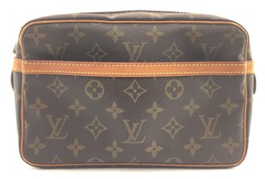 Louis Vuitton #16074 monogram Clutch