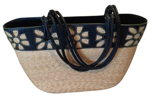 Cole Haan Straw Beach Bag