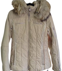 Bogner Tan Jacket